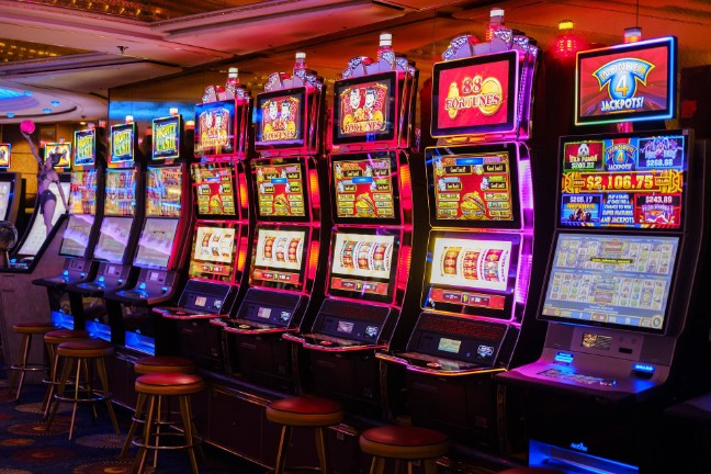 Simple Strategies To Overcome Pokie Machines