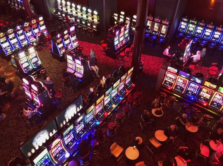 Leading Online Casinos For Business Earning