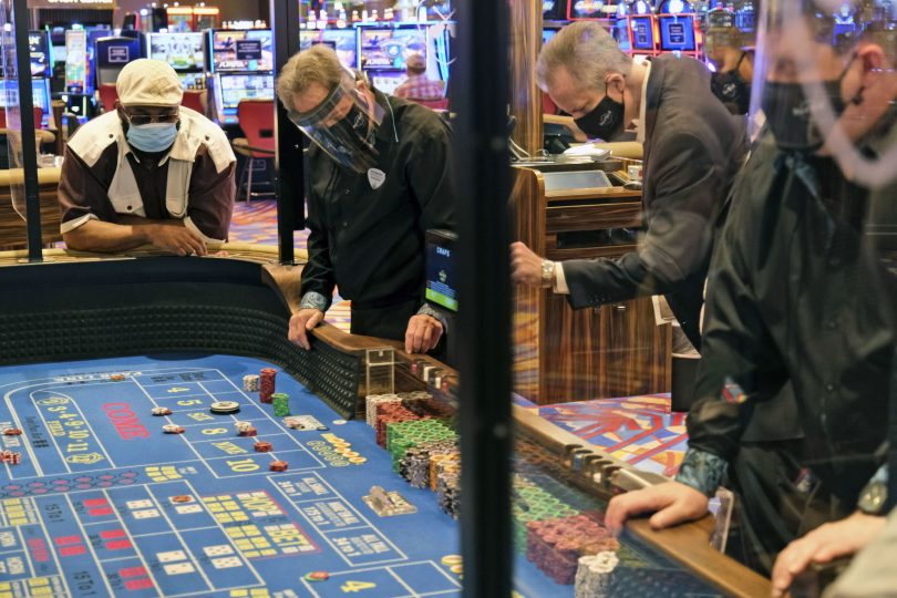 Keep away from The top 10 Errors Made By Starting Gambling Online