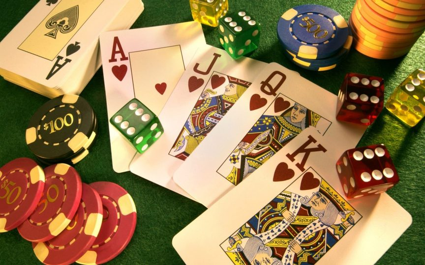 Four Ways You'll Be Able To Reinvent Gambling With Out Wanting Like An Newbie.